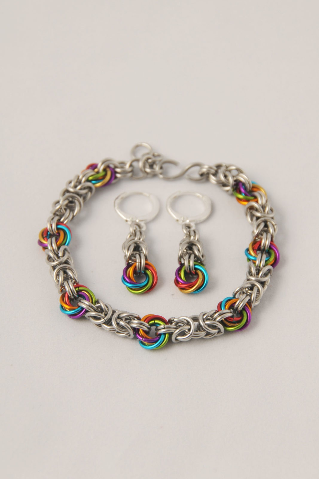 Chainmaille Schmuck Armband
